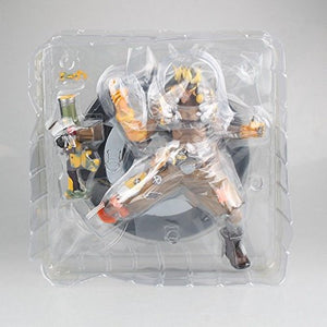 Overwatch Junkrat Jamison Fawes PVC Statue Figure on The Bell Toy