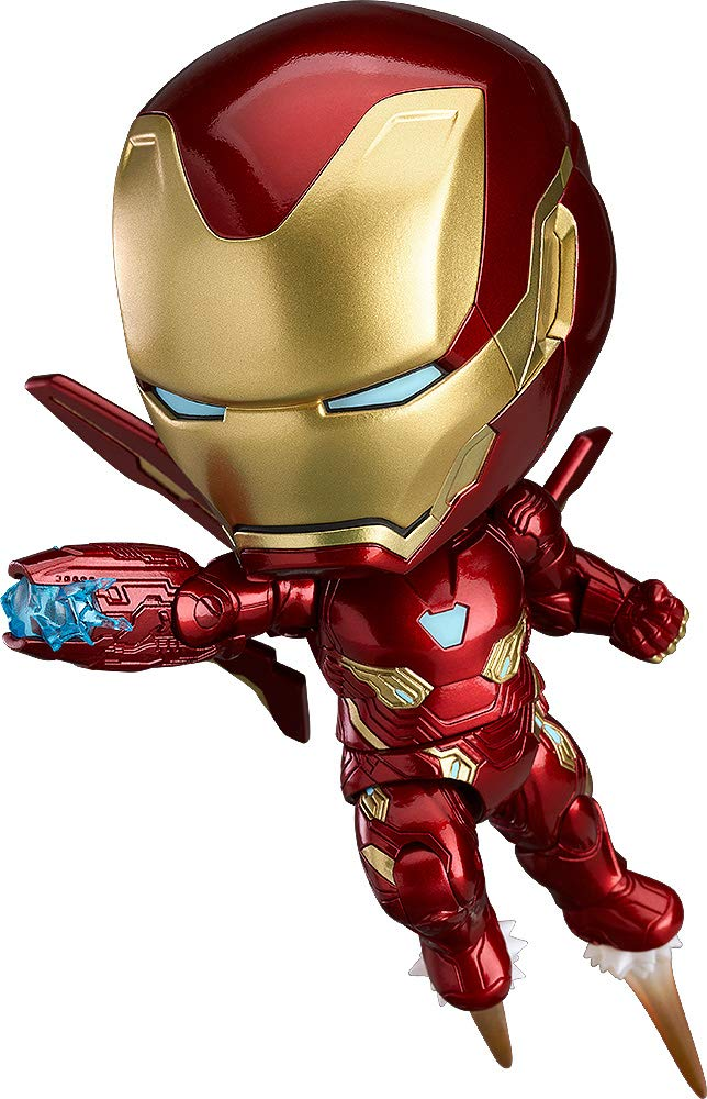 Good Smile Nendoroid Avengers / Infinity War Iron Man Mark 50 Infinity Edition Non Scale ABS & PVC Painted Movable Figure