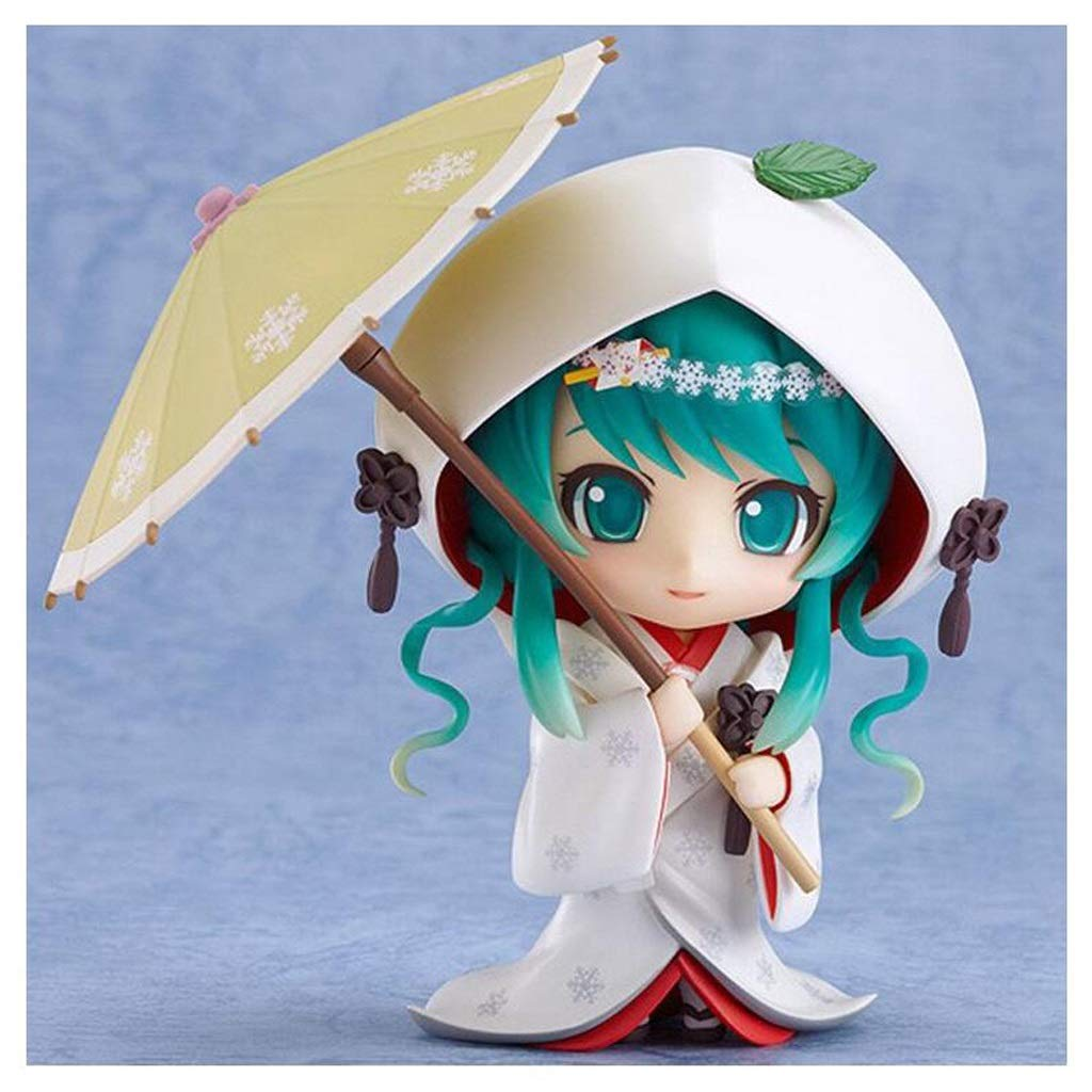 Snow Miku: Strawberry White Kimono Ver. Nendoroid Action Figure