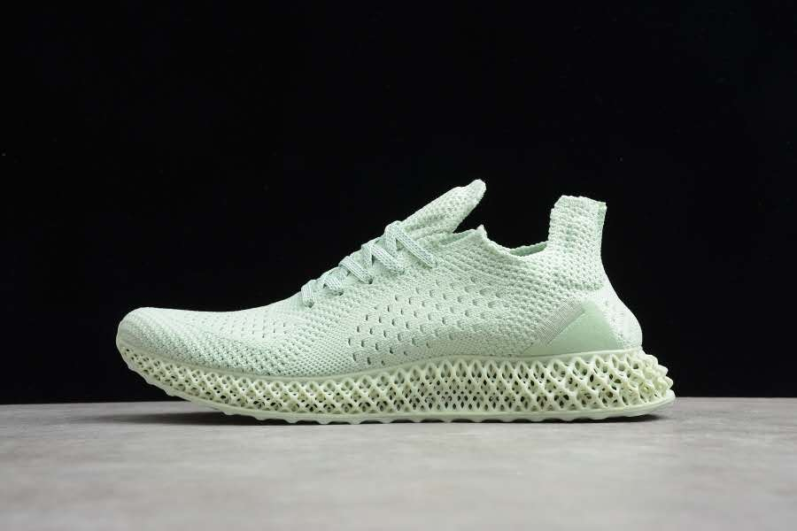 4D printing green BD7400 men's shoes