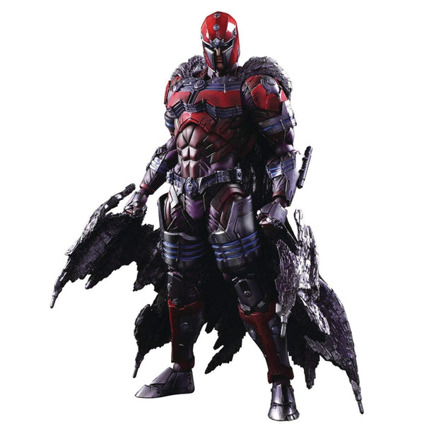 Square Enix Marvel Universe Variant Play Arts Kai: Magneto Action Figure