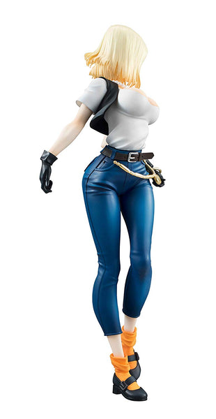 Dragon Ball DB Gals Android 18 Version 2 PVC Figure