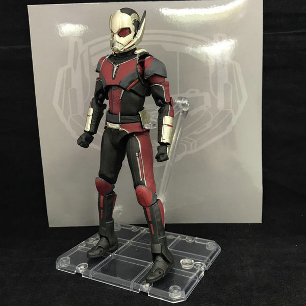Select Unmasked Ant Man Avengers Paul Rudd Action Figure