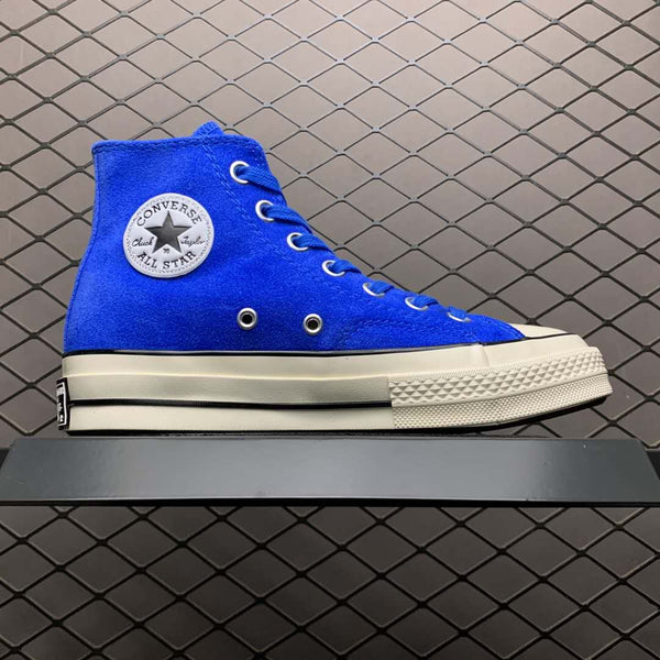 Converse Converse Chuck 70 suede high-top casual sneakers