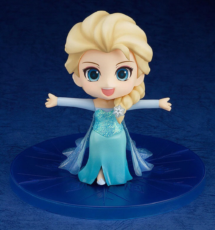 Frozen: Elsa Nendoroid Action Figure Model Toys- Desktop Decoration