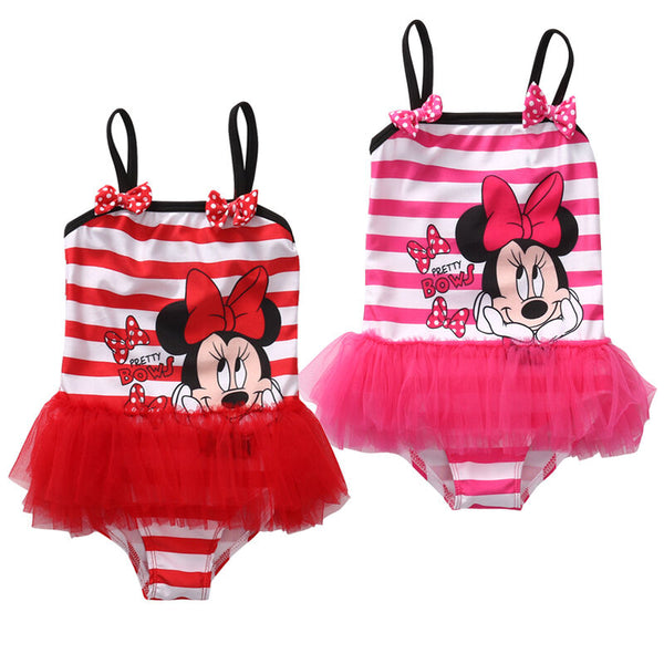 One Piece Swimsuit Swimwear Monokini Bikini Bathing Suit Tutu Swimsuit