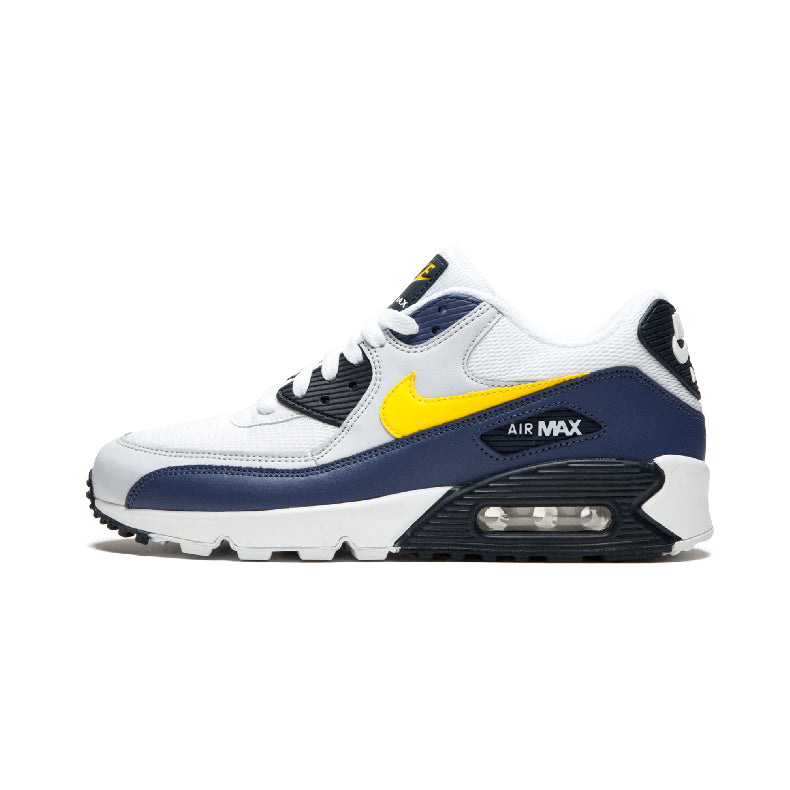 NIKE AIR MAX 90 ESSENTIAL Low Men's Running Shoes Lightweight Cozy Classic