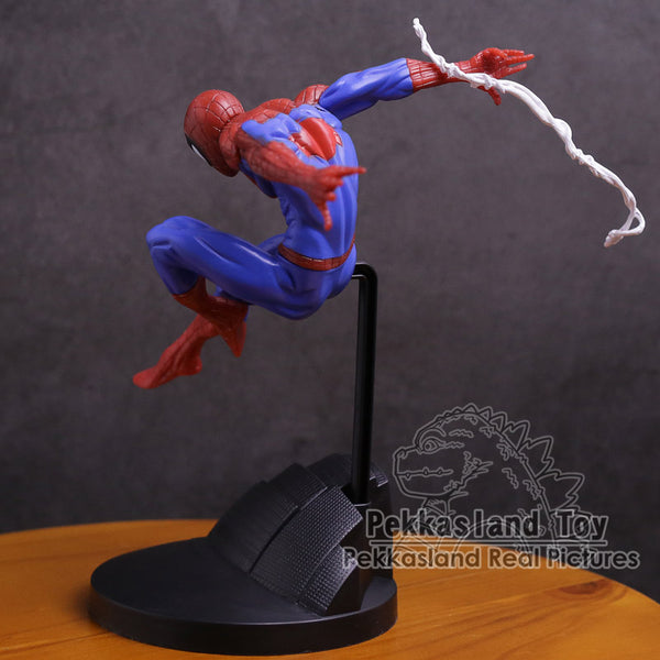 Spiderman CREATOR X CREATOR The Amazing Spider Man PVC Figure Collectible Model Toy