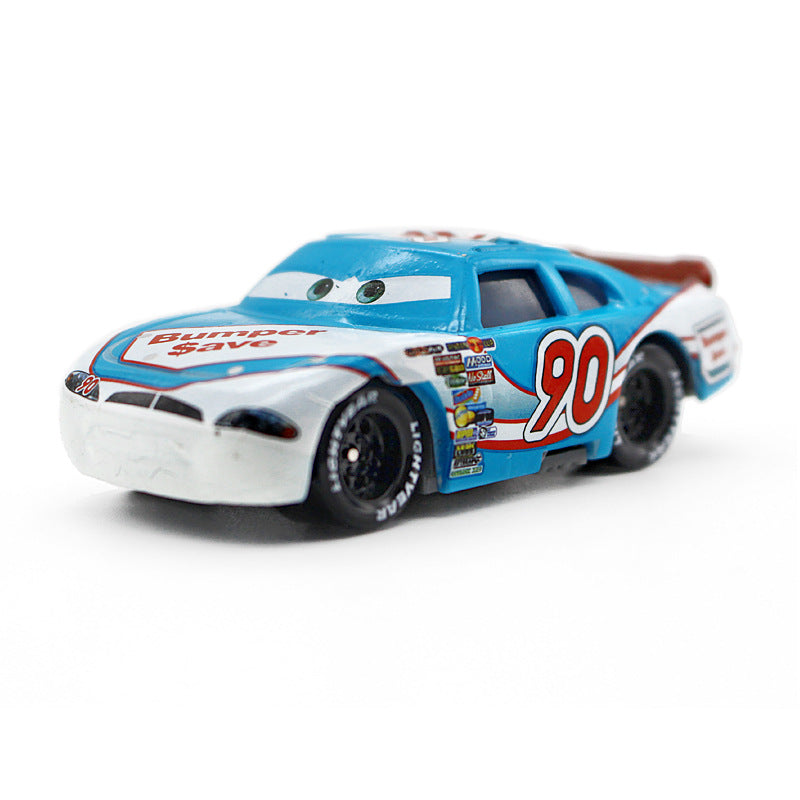 Disney Pixar Cars 2 3 No.90 Metal Diecast alloy classic Toy Car model for children gift 1:55 Brand toys New
