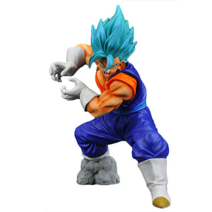 Dragon Ball Super Goku Vegeta Action Figure Vegito Super Saiyan God Kamehameha Gogeta Dragon Ball Figurine Collection Doll Toy