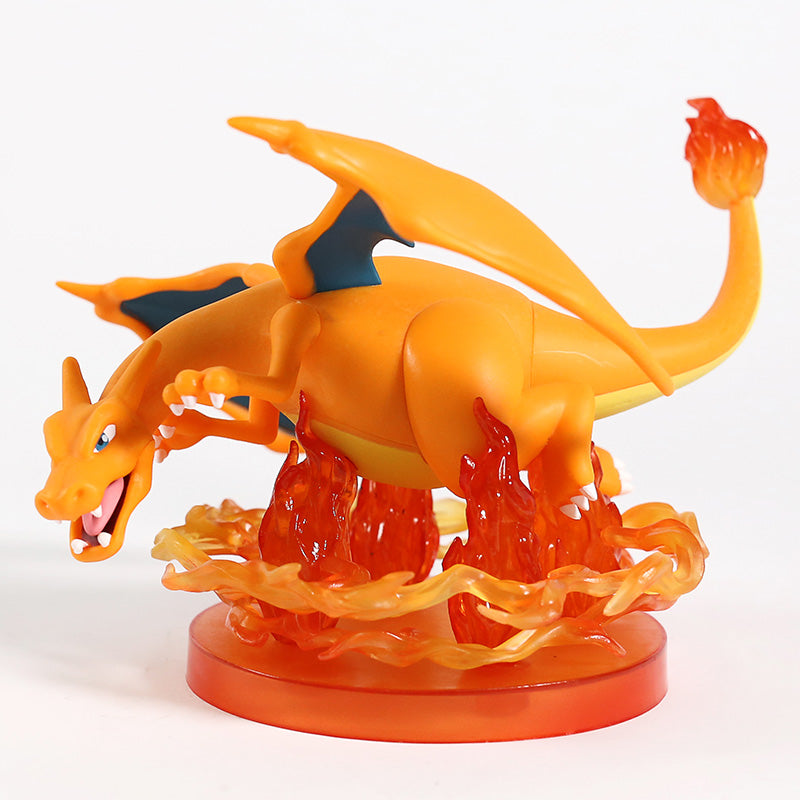 Anime monster Mewtwo Gengar Charizard PVC Model Figure in Action Figures Toys Collectors Christmas Gifts For Friends Gift