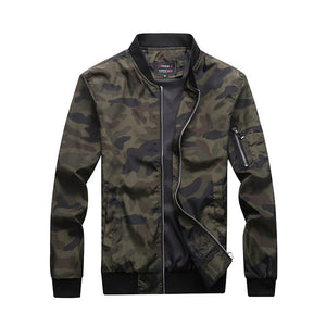 Jacket Embroidered Leather Pu Coats Slim Fit College Fleece Luxury Pilot Jackets