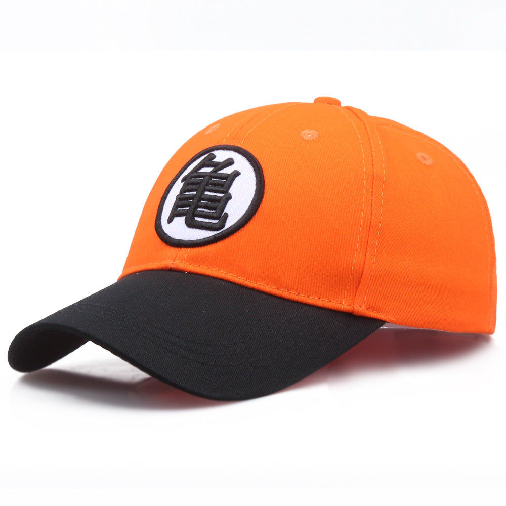 Cotton Dragon Ball Z Goku Baseball Caps Hats for Men Women Anime Dragonball