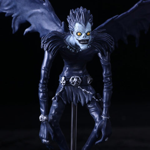 New Death Note Rem L Ryuuku Ryuk PVC Action Figure Lyuuku Collectible Model Toy 24m