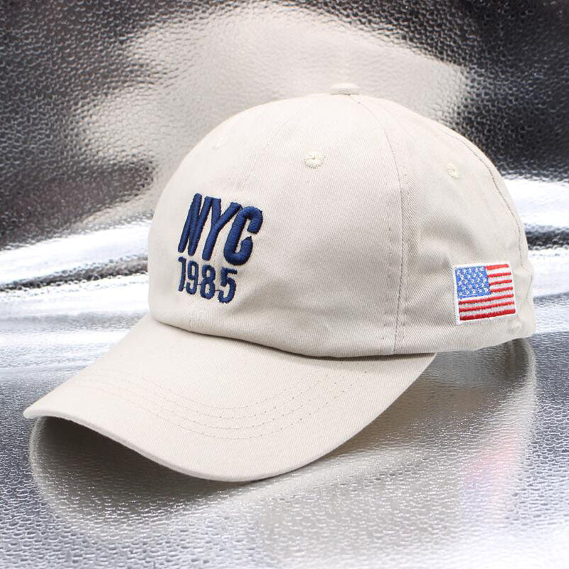New style New York 1985 Hat America Baseball Cap
