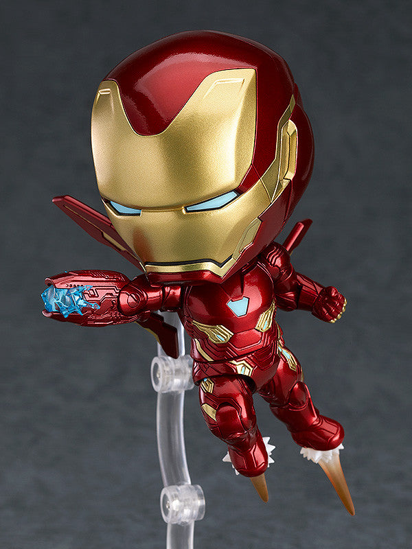 Nendoroid Avengers / Infinity War Iron Man Mark 50 Infinity Edition Non Scale ABS & PVC Painted Movable Figure Japan Import