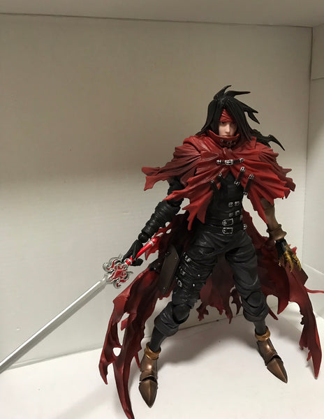 Square Enix Dirge of Cerberus Final Fantasy VII: Vincent Play Arts Kai Action Figure