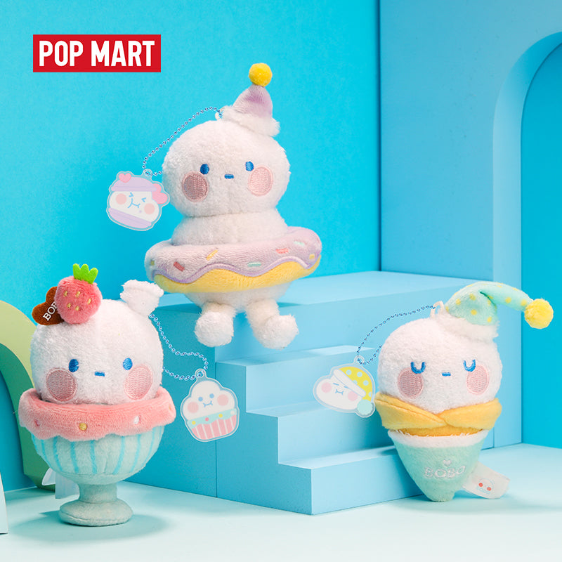 POP MART BOBO and COCO Sweet Plush toys series Blind box Toys figure Action Figure Birthday Gift Kid Toy free shipping