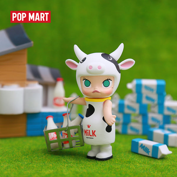 POP MART Molly 12 Chinese Zodiac for whole box Toys figure blind box birthday gift free shipping