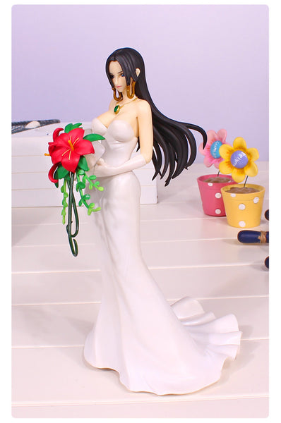 One Piece LIMITED EDITION Boa Hancock WEDDING Ver. 1/8 Scale ABS & PVC painted PVC Figure