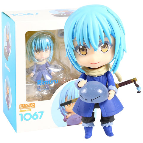 That Time I Got Reincarnated As A Slime Rimuru Tempest 1067 PVC Action Figure Collectible Model Toy
