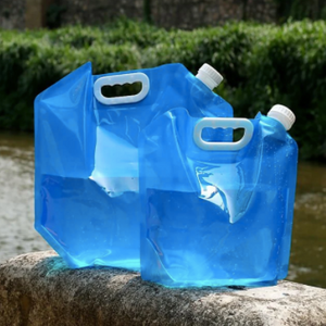 5L collapsible PE water bag