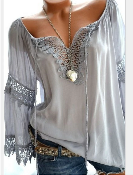 Daily Plus Size Blouse