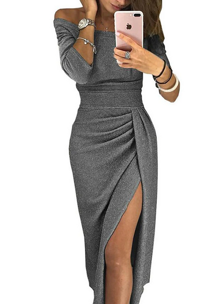 Summer Cocktail Party New Year Going out Bodycon Sheath