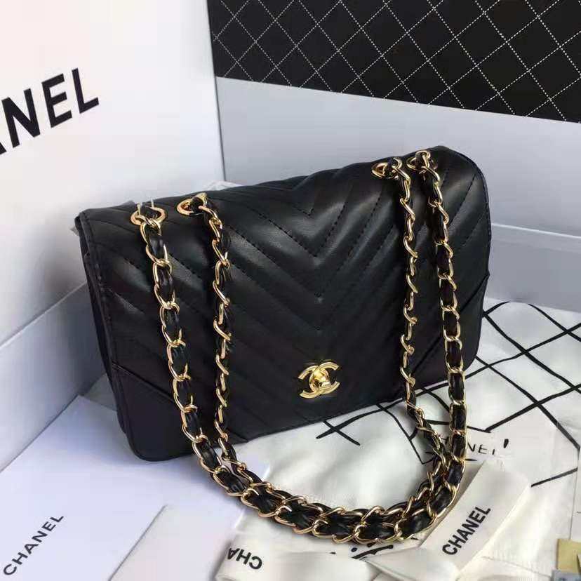 CHANEL Medium Secret Label Flap Bag