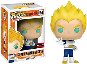 Dragon Ball Z: Super Saiyan Vegeta POP Vinyl Figure AAA Anime Exclusive