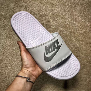 Nike Quan Zhilong men and women casual slippers men and women shoes