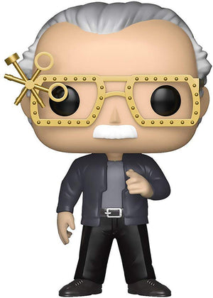 Funko Pop Movies: Guardians of the Galaxy - Stan Lee Collectible Figure, Multicolor