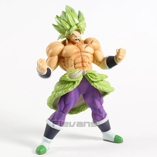 Dragon Ball SUPER Z Super Saiyan Broly Full Power Brolly PVC Figure Collectible Model Toy