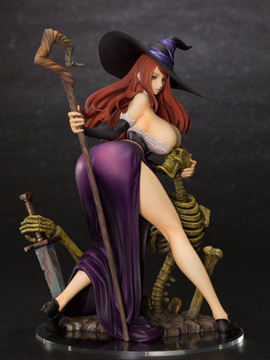 Japanese Orchid Seed Dragon's Crown Sexy PVC Action Figure 22cm Sexy Girl Figures Anime Figure Model Toys Gift