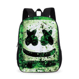 DJ Marshmellow School Bags Game Battle Royale New Style Prop Cosplay Backpack For Kids Women&Men Marshmallow Cute Backpacks