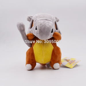 18cm Doll Cubone Osselait Plush Toy Stuffed Dolls Peluche Gifts for Children Free Shipping