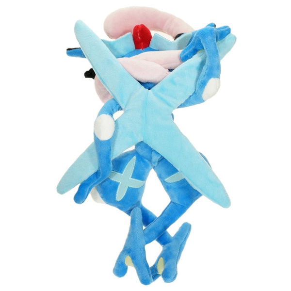 30cm Cartoon Anime Greninja Froakie Plush Toys Soft pkm Stuffed Plush Doll Toys Birthday Present Gifts for Children Kids