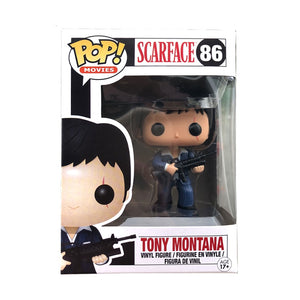 Funko POP Scarface Tony Montana Vinyl Action Figures Collection Model toys