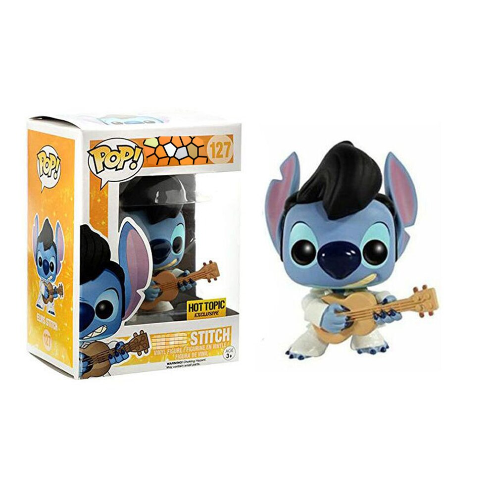 Funko POP Stitch Vinyl Action Figures brinquedos Collection Model Toys