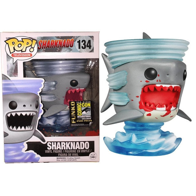 Funko POP SHARKNADO  Figure  Collection Model Toys