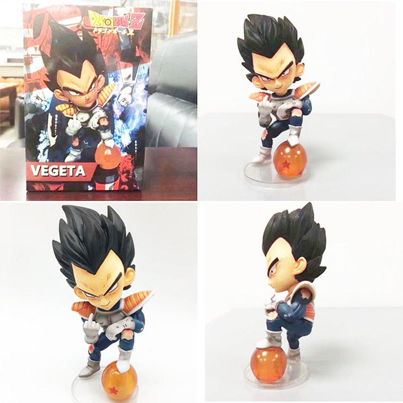 6inch Dragon Ball Dimension of Dragonball Super Vegeta GK Action Figures Model Toy Doll Gift