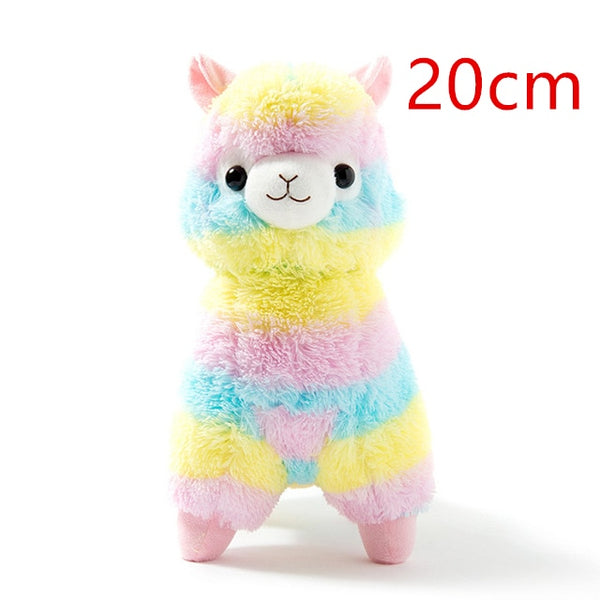 Hot Sale 25cm Super Soft Stuffed Sheep Plush Toys Kids Lovely Sheep Animal Appease Dolls Wedding Present Baby Birthday Gifts