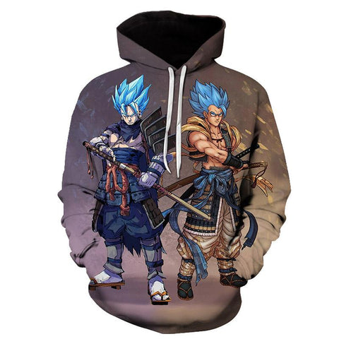 ZOOTOP BEAR brand design 2019 Newest Dragon Ball Hoodie Long Sleeve Pullover Fashion Design Men Streetwear Hoodies Plus Size 6XL