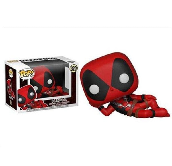 2019 Funko POP Deadpool BEDTIME Collection Model Toy PVC Action Figure Kids Toys For Chlidren