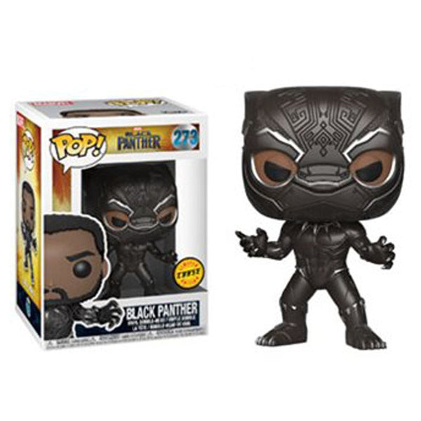 FUNKO POP Black Panther Vinyl Doll Marvel Action Figures Collection Model Figure Gifts Toys for Children