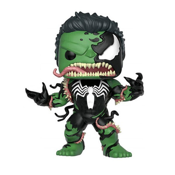 FUNKO POP Venomized Hulk Vinyl Figure Marvel Avengers Action Figures Collection Model Toys Gifts brinquedos Doll