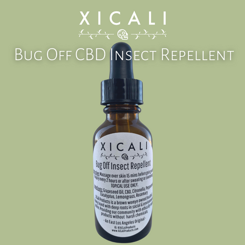 CBD Bug Off Bug Repellent