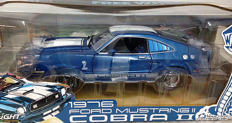 1976 Ford Mustang 11 1.18 Scale Model