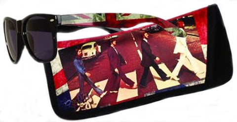 Beatles Fab 4 Sunglasses With Pouch