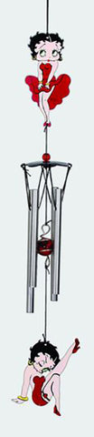 Betty Boop Wind Chime